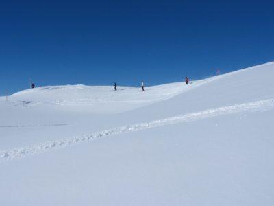 Snow, Lech, Austria