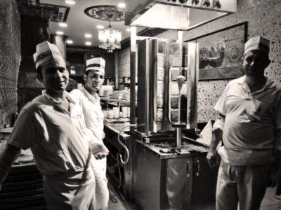 Kebab Istanbul Turkey