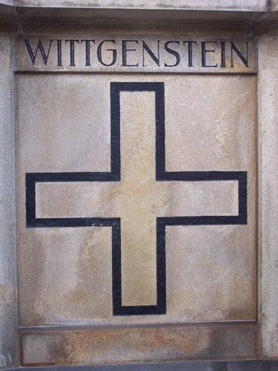 Wittgenstein's grave Vienna Austria
