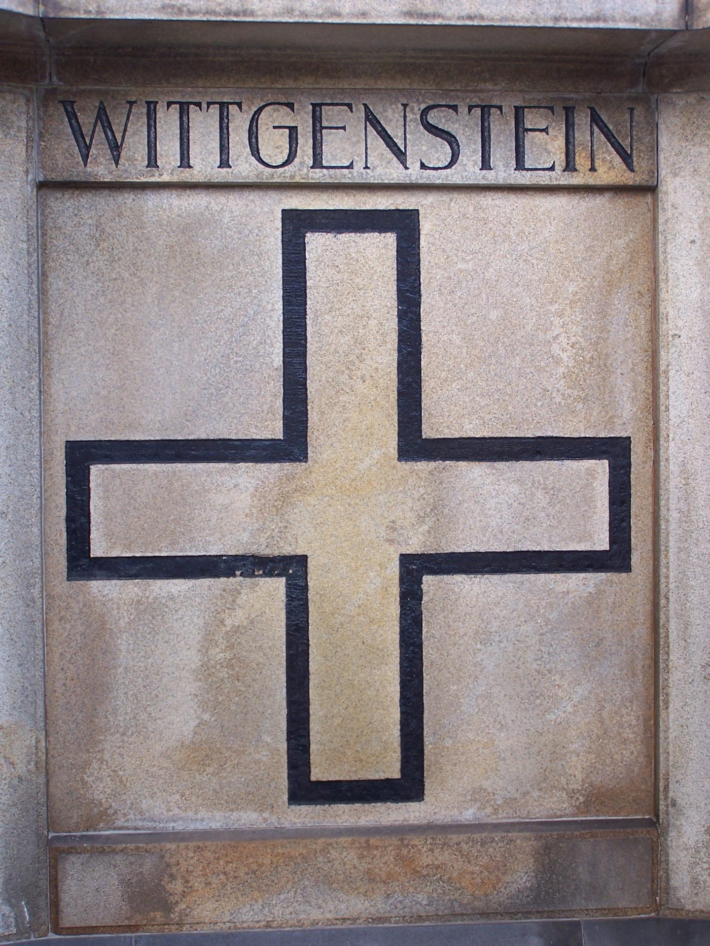 The grave of Wittgenstein in Vienna