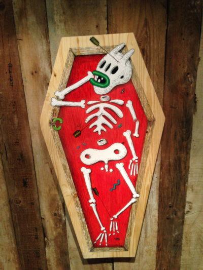 Skeleton Istanbul
