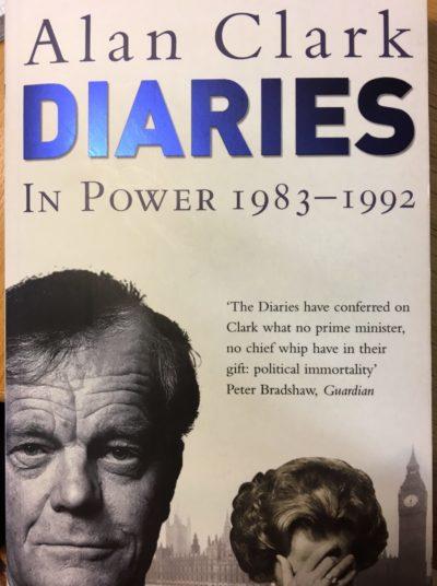 Alan Clark Diaries