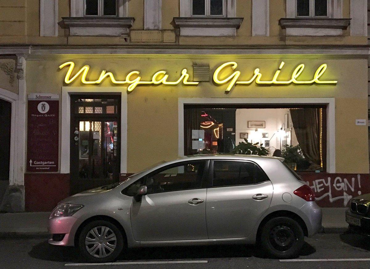 Ungar Grill Vienna Austria