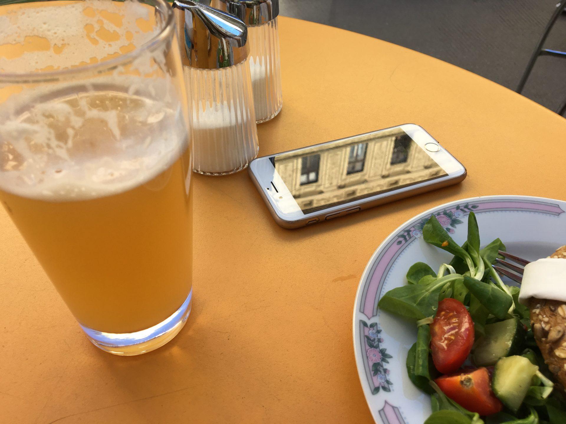 Cafe Phil Vienna Austria