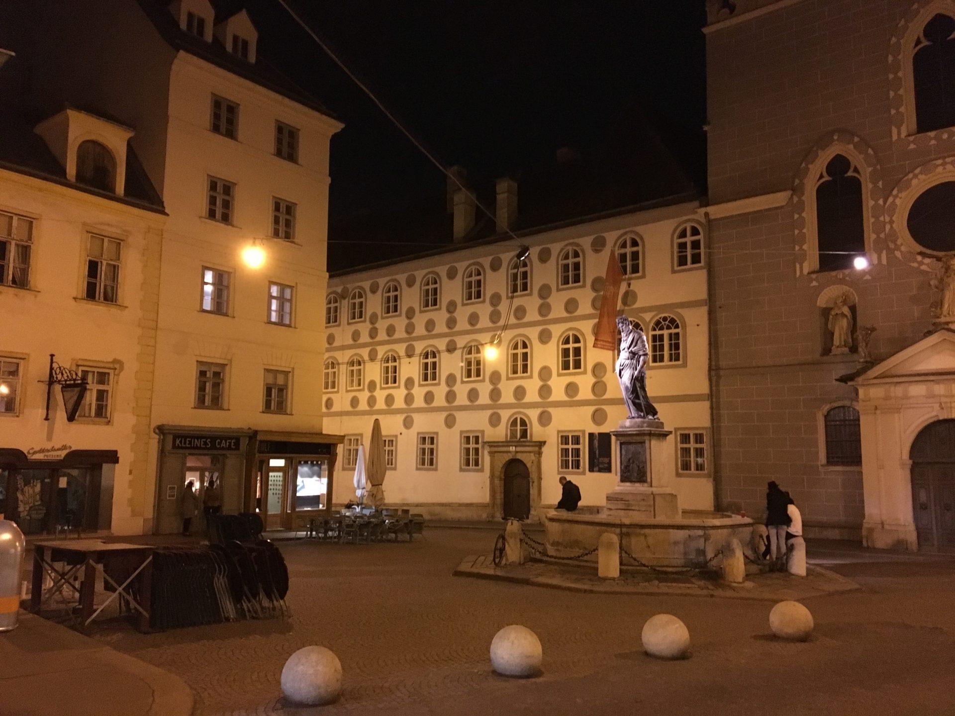 Kleines Cafe Vienna Austria