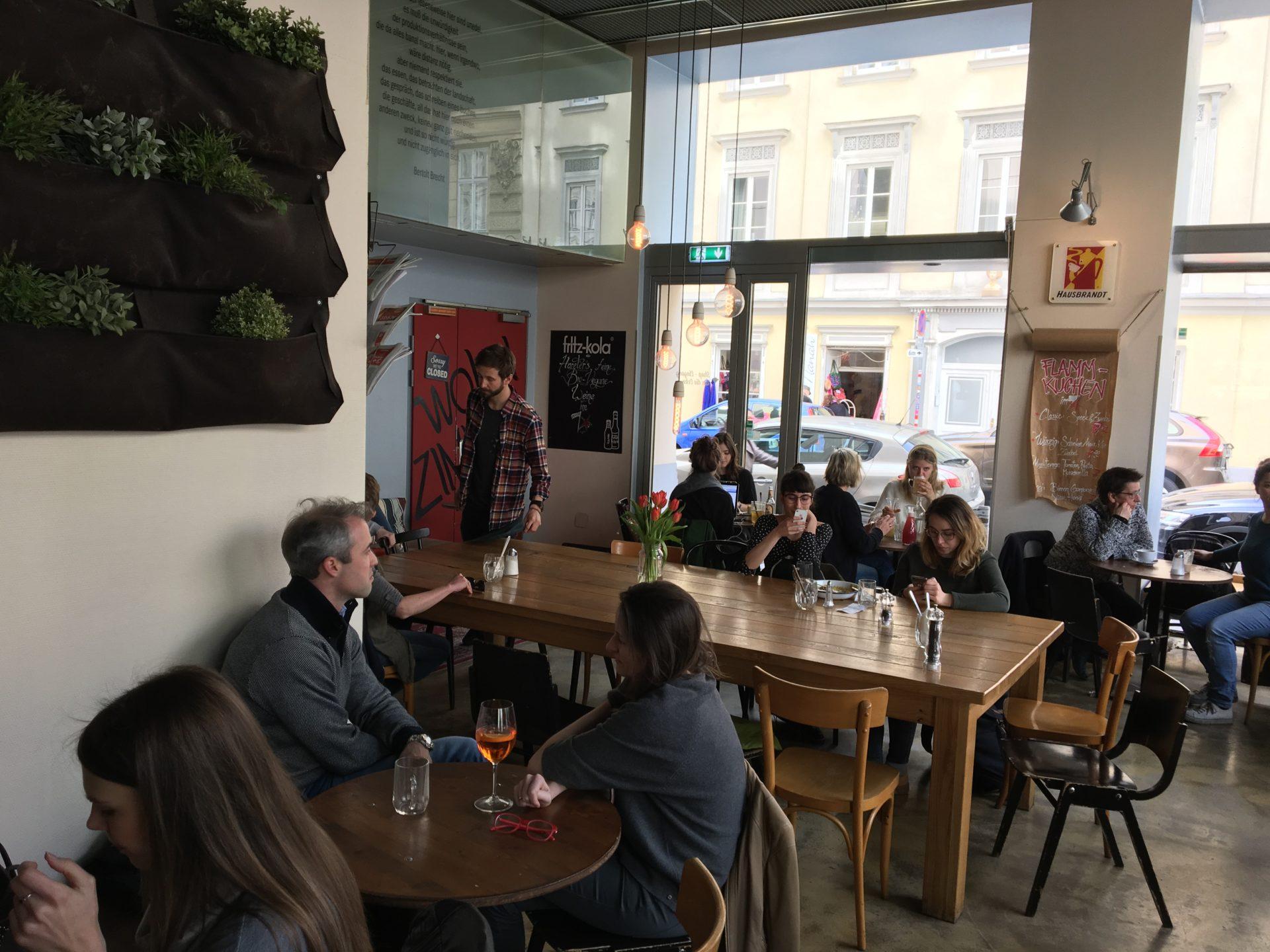 Cafe Siebenstern Vienna Austria