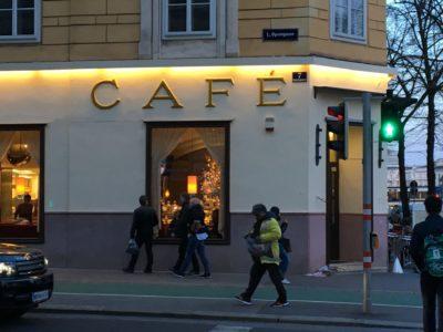Cafe Museum Vienna