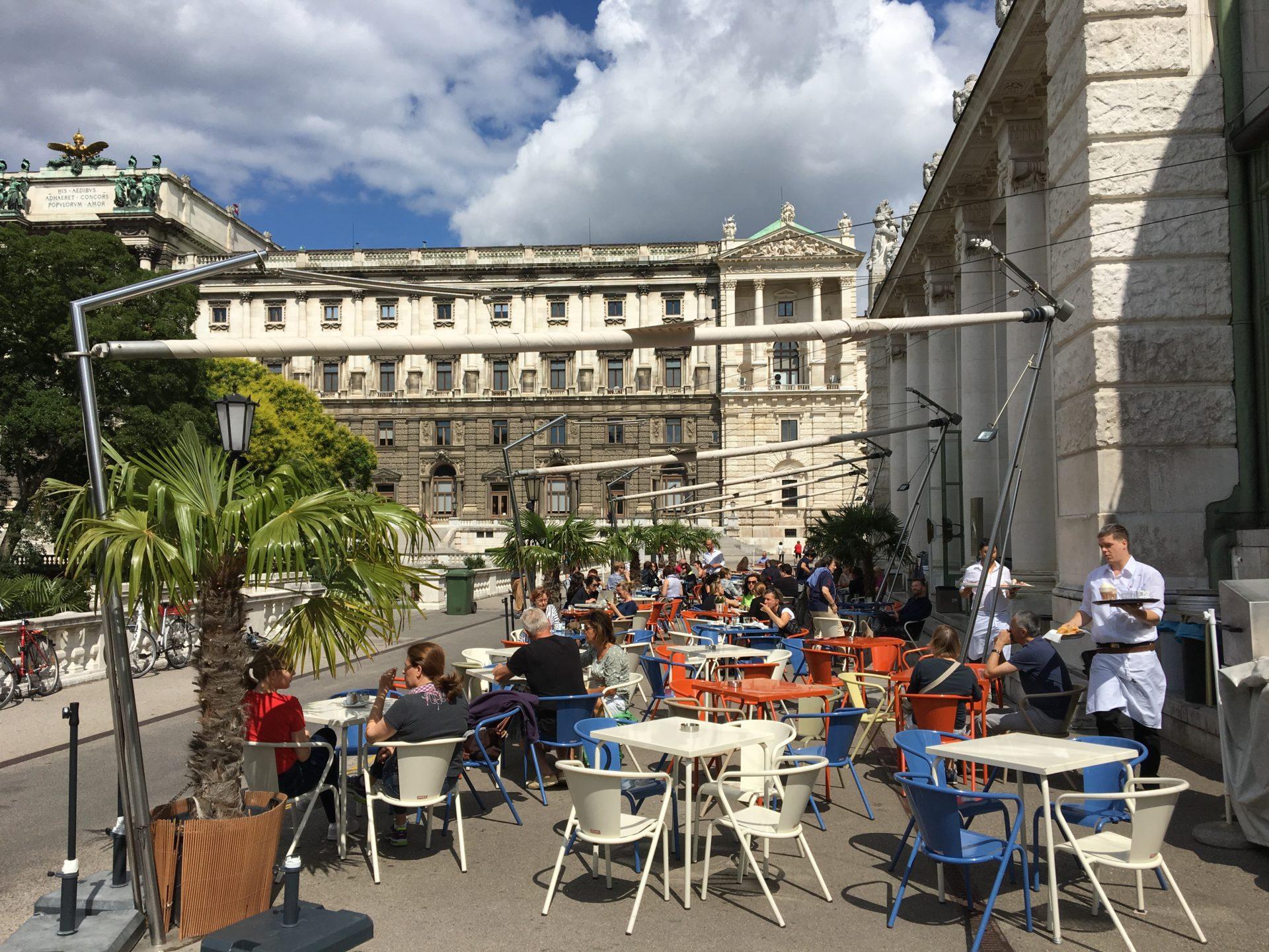 Palmenhaus Vienna Austria