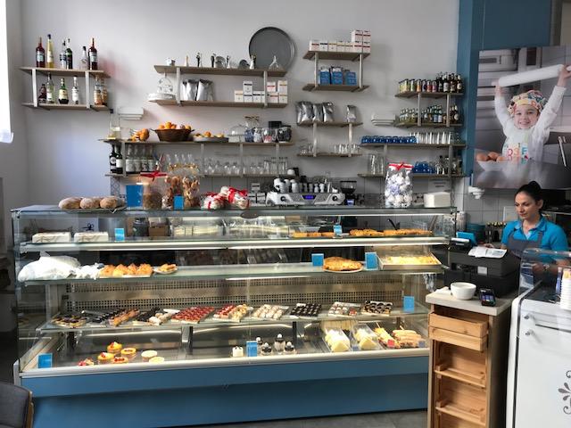 Cafe Dolce Penserio Vienna Austria
