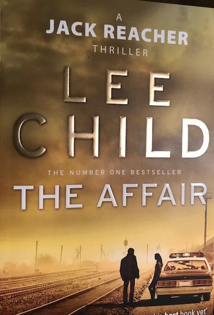 Lee Child's Jack Reacher novel The Affair
