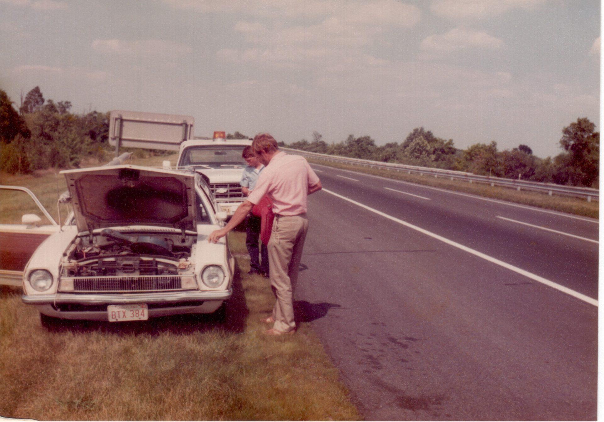 New Jersey Turnpike 1979