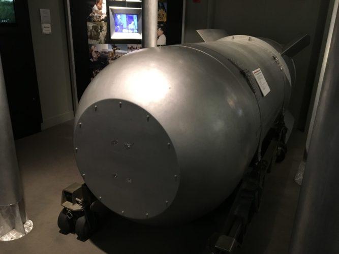 Atomic Bomb, Las Vegas