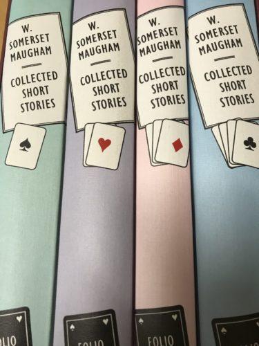 W Somerset Maugham