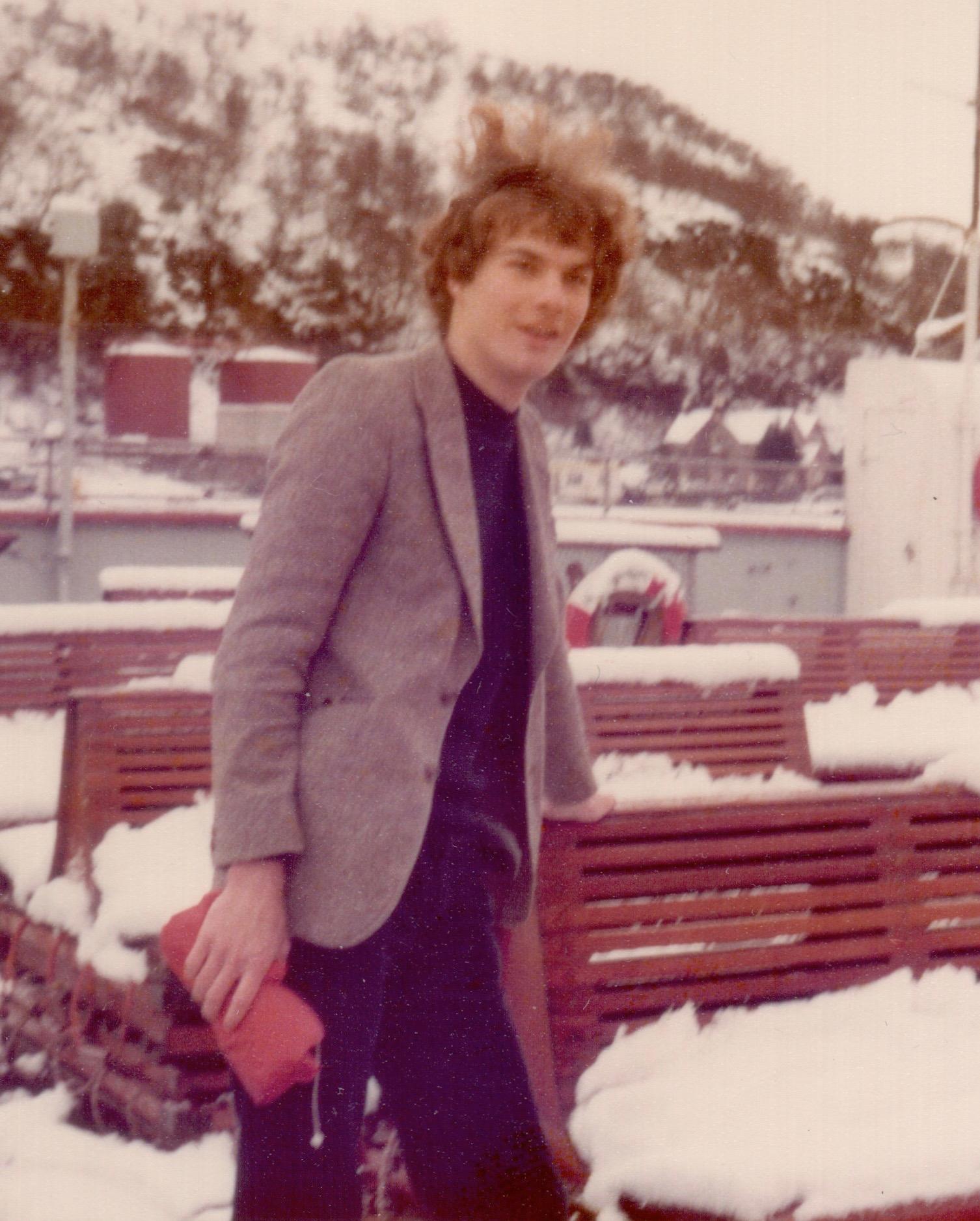 Robert Pimm 1979