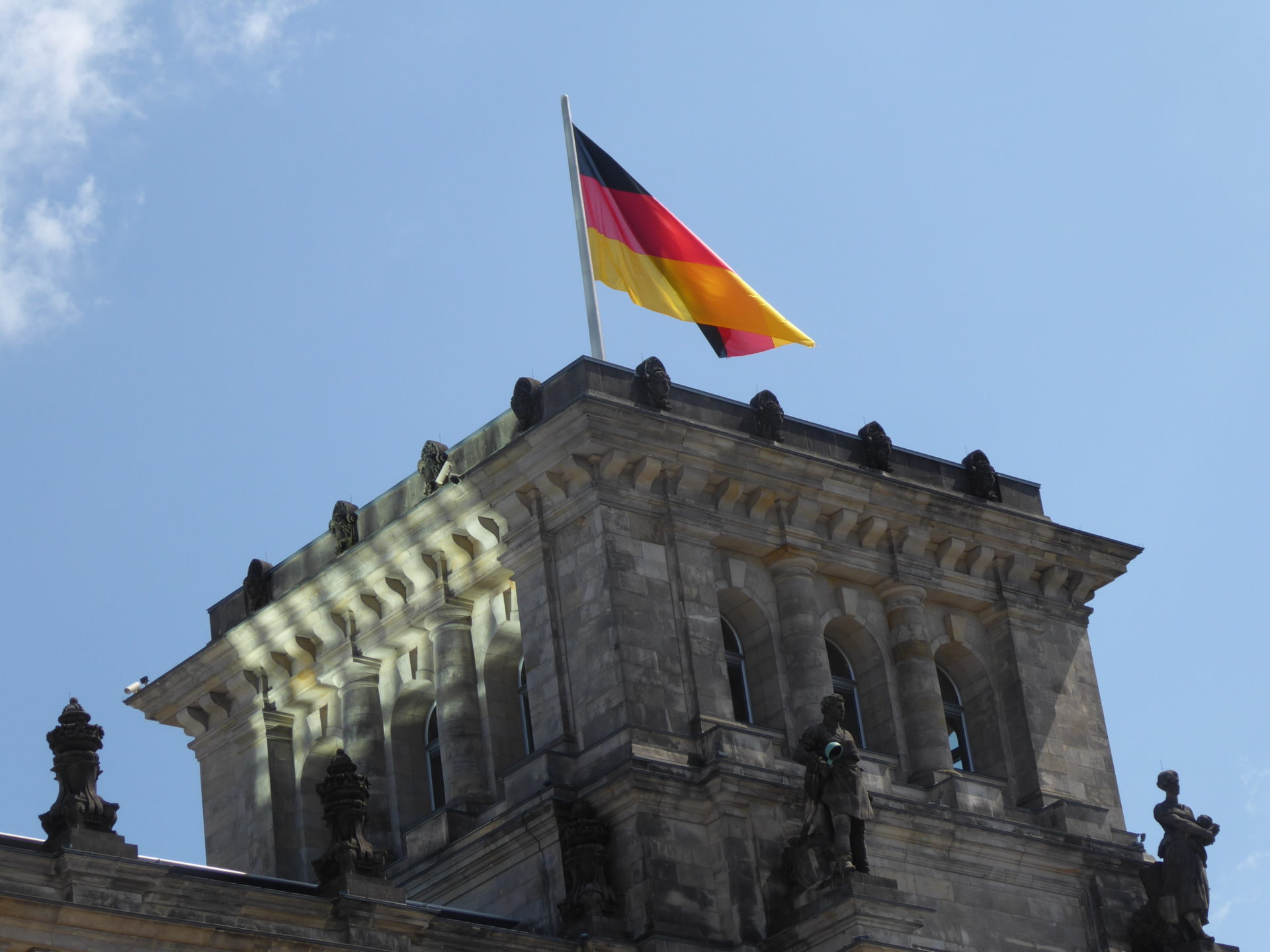 The Reichstag Berlin