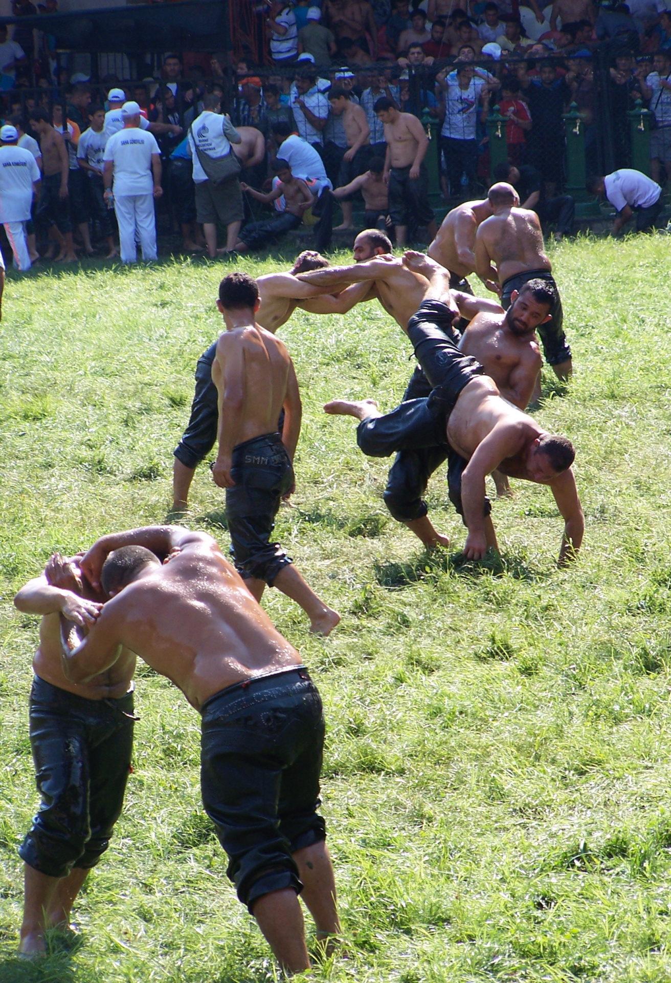 Edirne Oil Wrestling Turkey