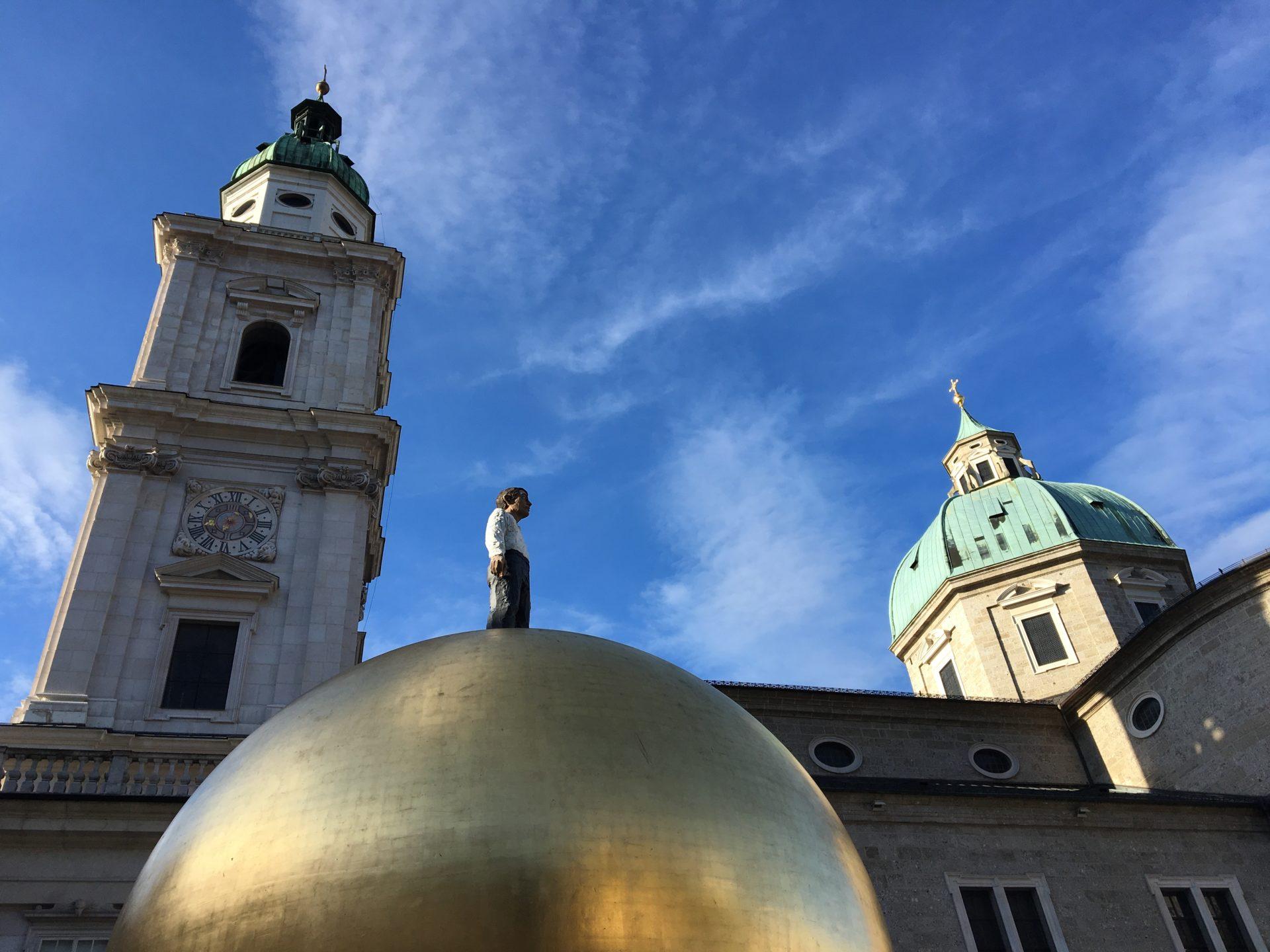 Man on the Ball, Salzburg