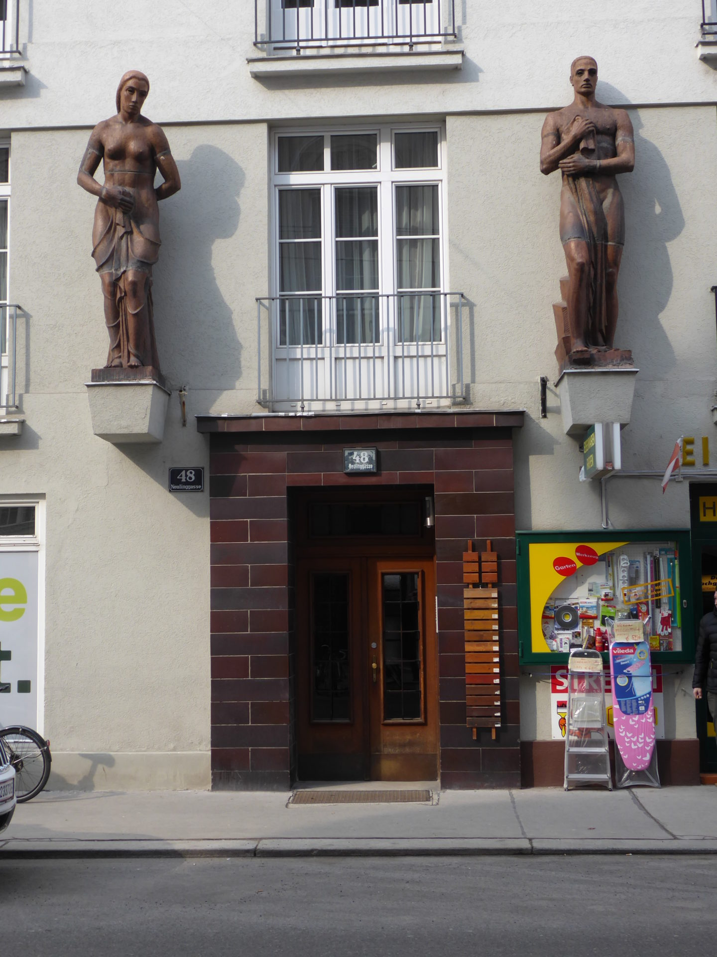 Municipal statues, Third District, Vienna