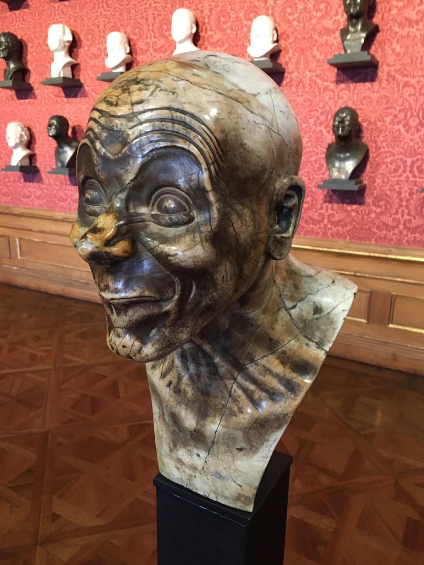 Messerschmidt head, Vienna