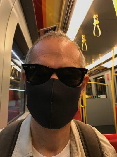 Robert Pimm mask