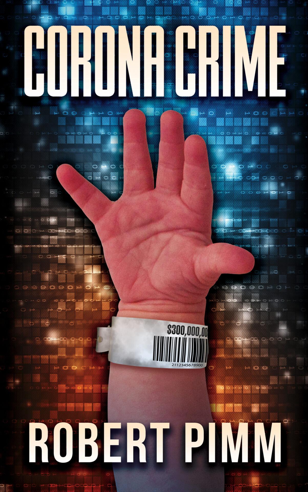 Corona Crime cover